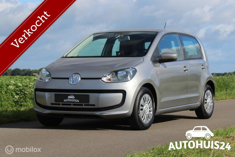 Volkswagen Up! 1.0 Move up! #5drs #VERKOCHT!