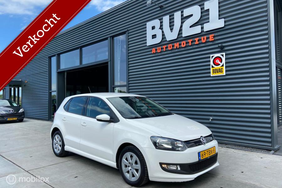 Volkswagen Polo 1.2 TDI BlueMotion Comfortline, Climate, PDC