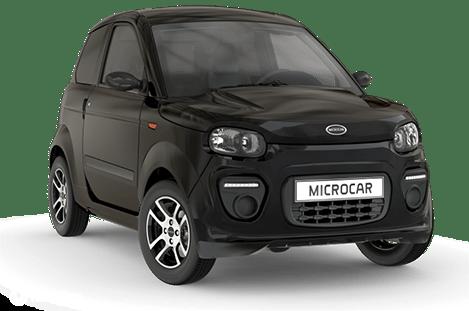 Microcar M.GO 6 Plus Progress 2jaar garantie vanaf €11.995,-