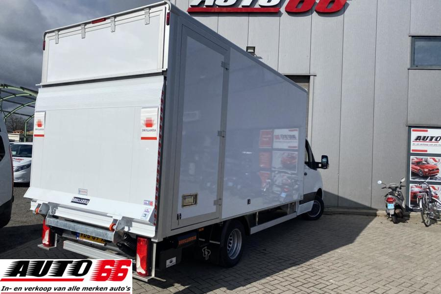 Mercedes Sprinter bestel 316 2.2 CDI L4H3 LaadKlep DAB Clima
