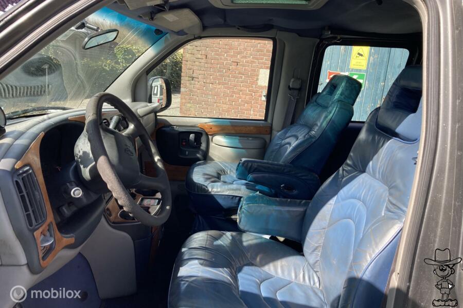 Chevrolet USA Chevy Van Express 5.7 G21 opknapper loop sloop
