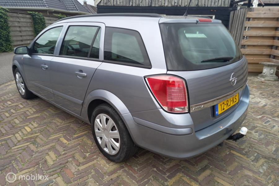 Opel Astra Wagon 1.6i    Airco   Cruise   Trekh   1e Eig!   Nwe APK
