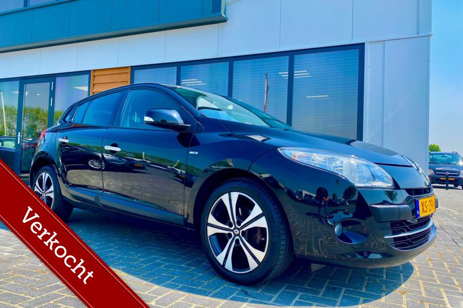 Renault Megane 1.4 TCe Bose 17 Inch wielen,Privacy glass