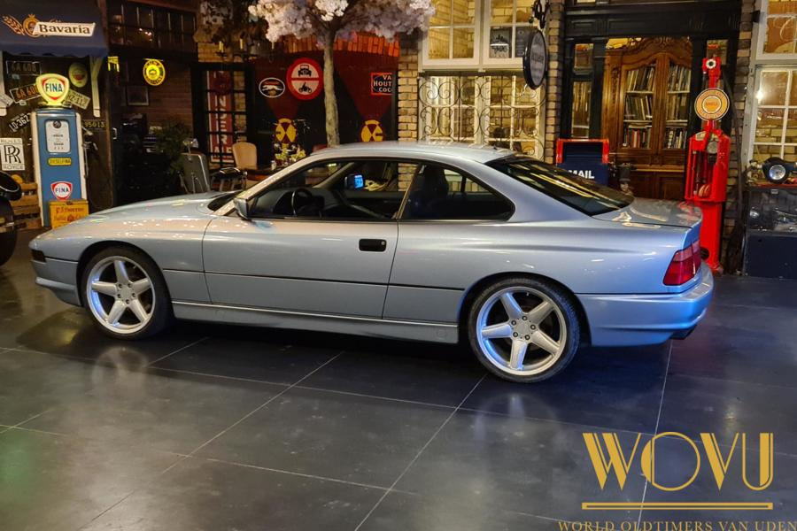 BMW 8-serie 850i coupe E31 1992  V12 motor 5.0 liter aut.