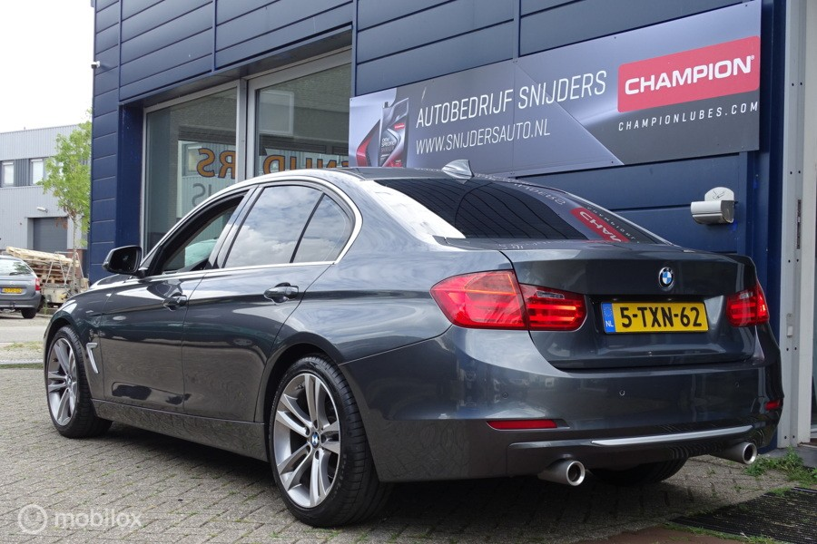 BMW 3-serie 320d EfficientDynamics Edition Executive