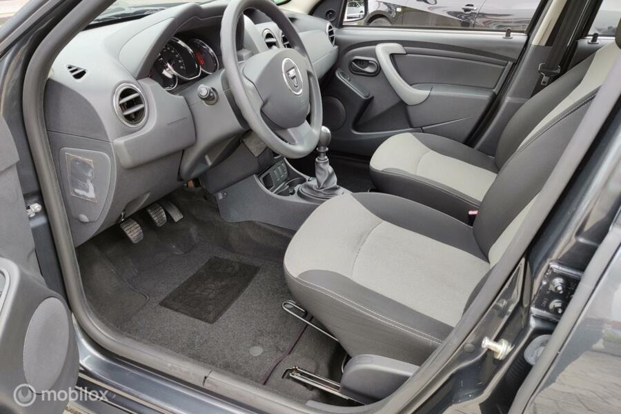 Dacia Duster 1.2 TCe 4x2 Ambiance, Airco, Trekhaak
