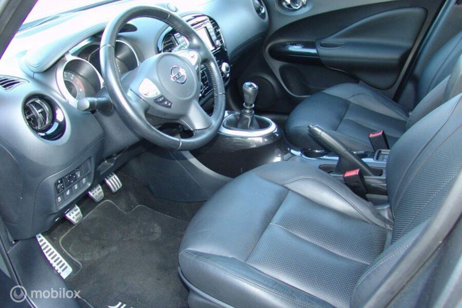 Nissan Juke - 1.2 DIG-T Premium Editon Panoramdak/Leer/Ecc/360 Camera