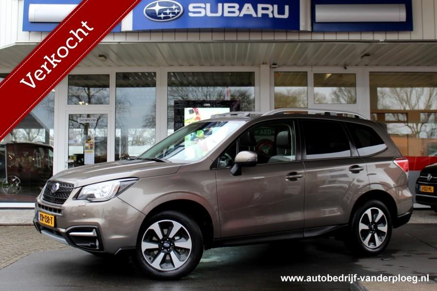 Subaru Forester 2.0 CVT Premium * Trekhaak * Navigatie * Parkeersensoren