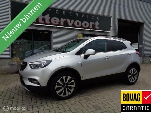 Opel Mokka X  1.4T 103 kw Innovation