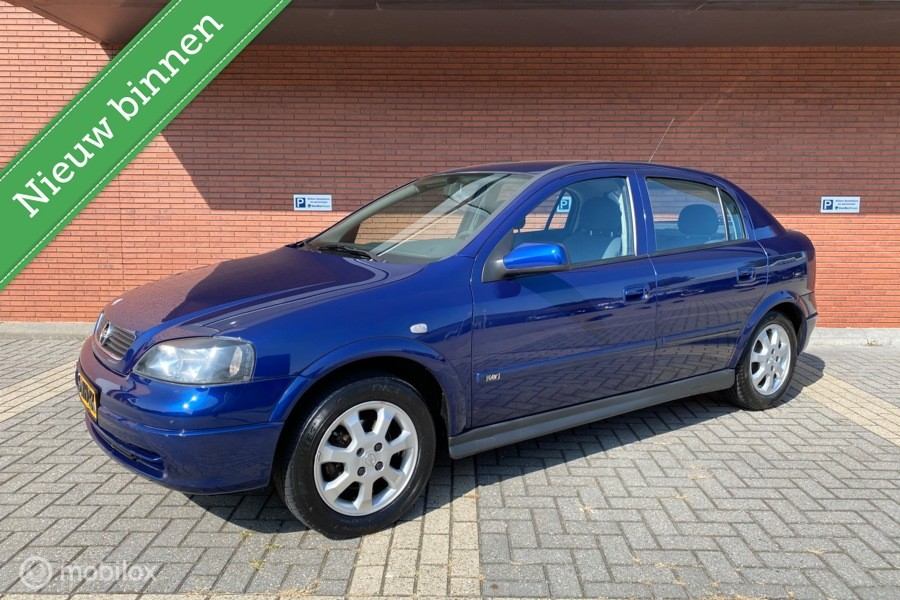 Opel Astra 1.6 Njoy / Airco / NETTE STAAT !