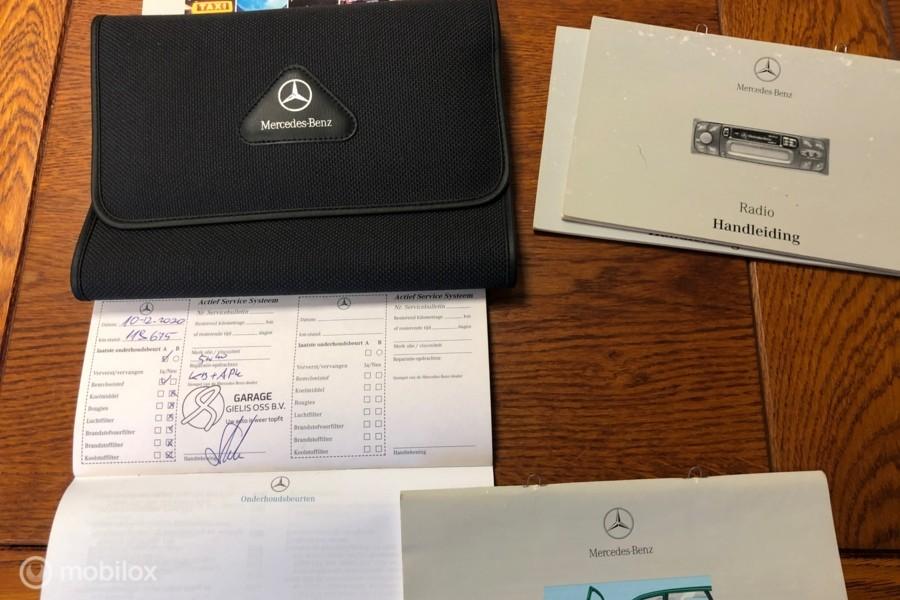 Mercedes A-klasse A140 Elegance 5 Deurs NL Auto Nieuwe Apk