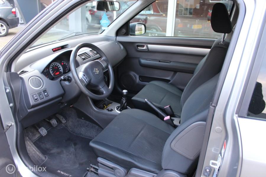 Suzuki Swift 1.3 Exclusive keyless airco
