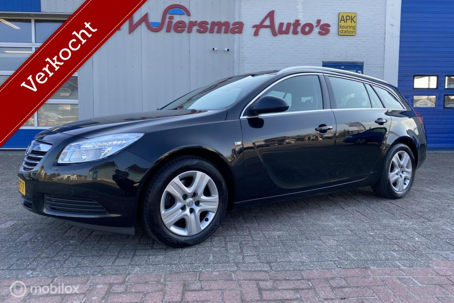 Opel Insignia Sports Tourer 1.6 T Business Edition