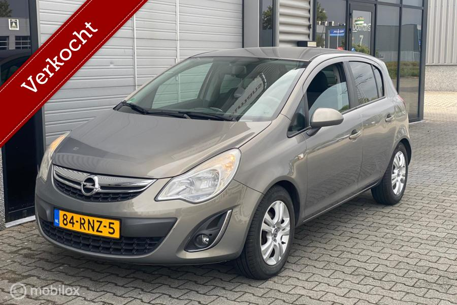 Opel Corsa 1.3 CDTi EcoFlex S/S Edition Airco/Navi/VERKOCHT