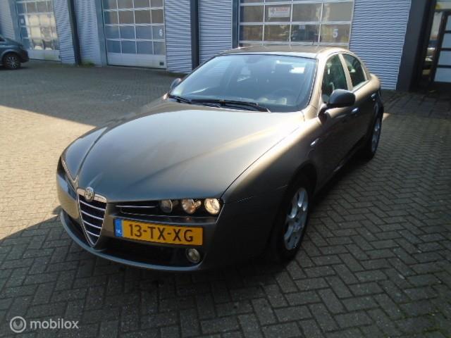Alfa Romeo 159 1.8 mpi Distinctive Clima Apk 12-08-2012