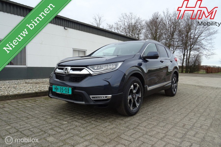 Honda CR-V 1.5 AWD Lifestyle 7p