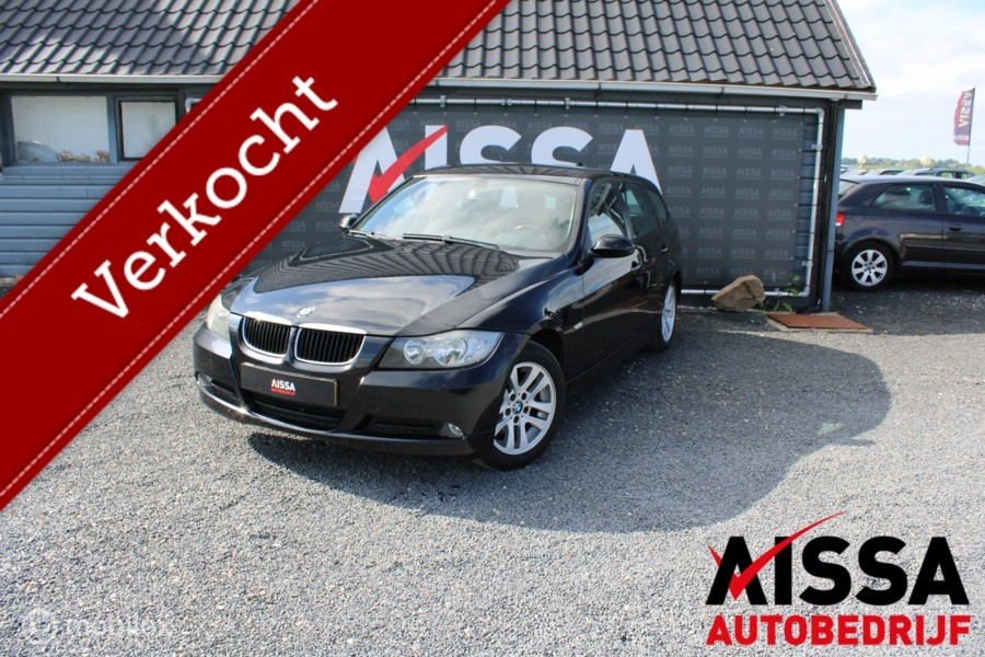 BMW 3-serie Touring 318i Business Line Navi/trekhaak/PDC