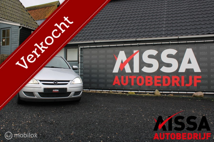 Opel Corsa 1.2-16V Full Rhythm AIRCO/Xenon/ APK tot 01-2021