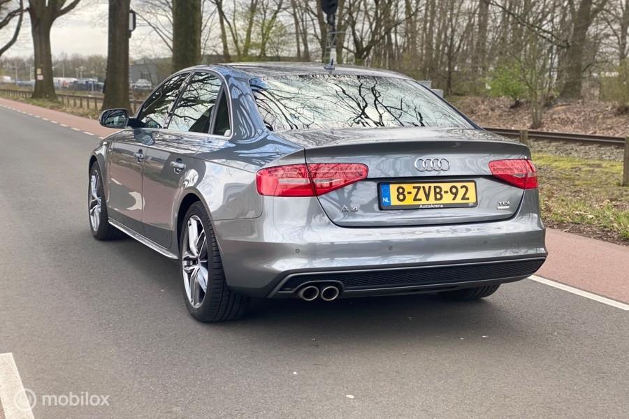 Audi A4 2.0 TDI ultra Sport Edition S-Line Led/Navi/PDC/Xenon