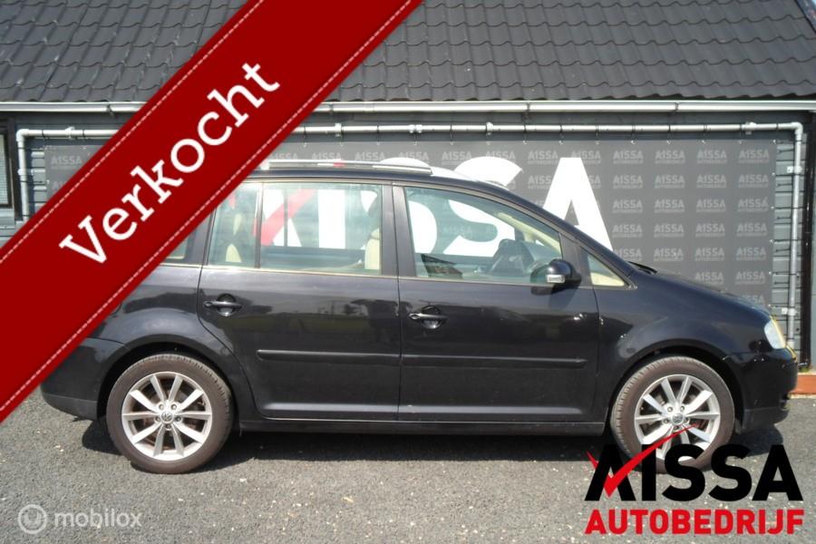 Volkswagen Touran 2.0-16V FSI Trendline APK 12-2019