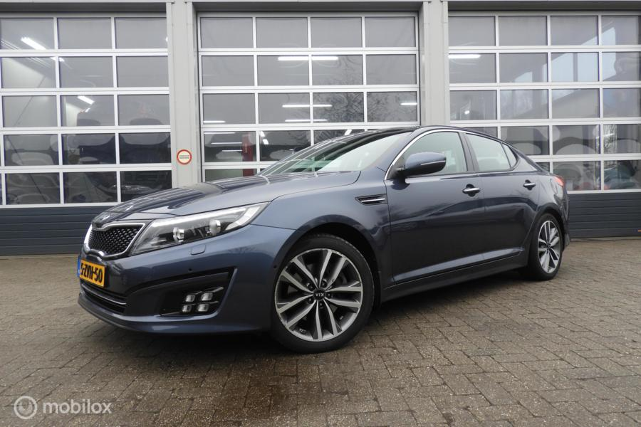 Kia Optima 1.7 CRDi ExecutiveLine , Full optie's