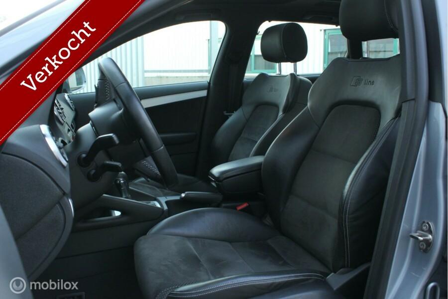 Audi A3 Sportback 1.4 TFSI S-edition S-Line /PANODAK/AUTOMAAT/XENON/LED/STOELVERW./PARK-ASSIST/ELEK. STOELEN
