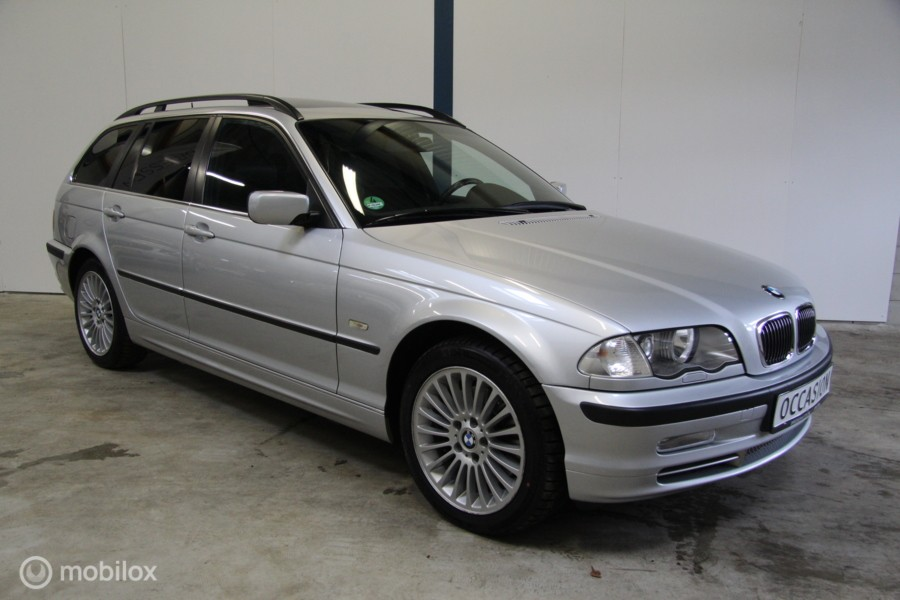 BMW 3-serie Touring 330xi Executive Automaat