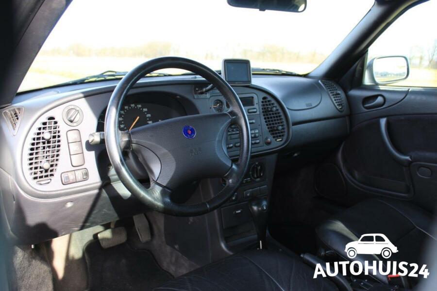 Saab 900 Cabrio 2.3 S 150pk AUTOMAAT (bj1997)