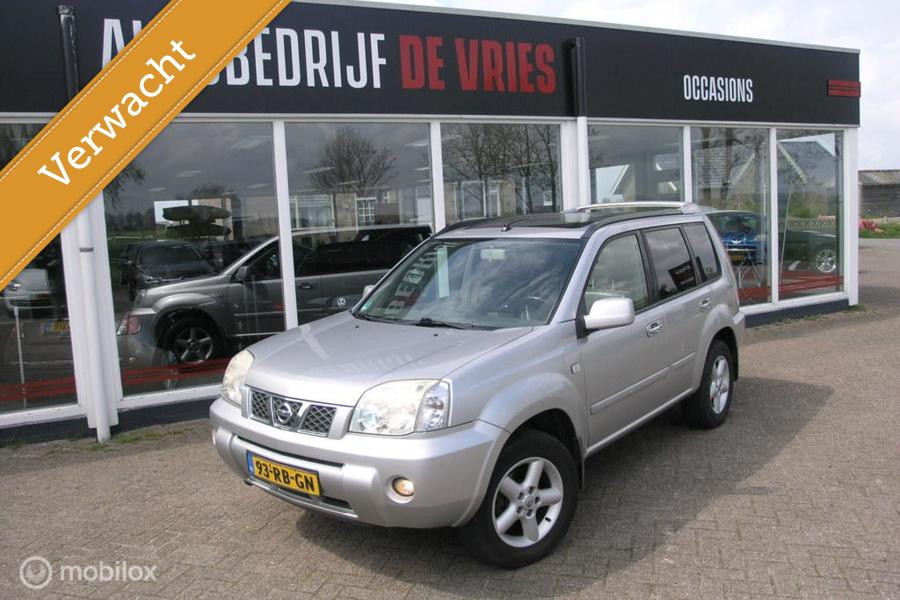 Nissan X-Trail 2.5 Youngtimer Full Options nieuwe apk!