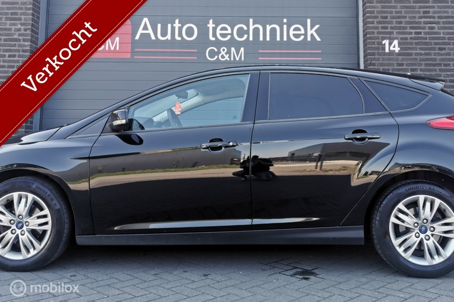 Ford Focus 1.6 TI-VCT Trend Sport/stoelverw/airco/dealeroh