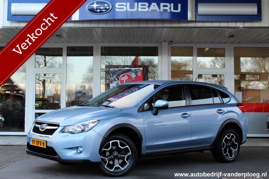 Subaru XV 2.0i Luxury Plus AWD