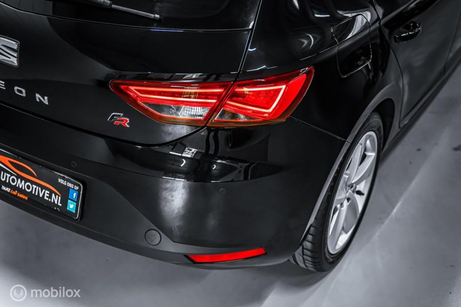 Seat Leon 1.4 TSI FR  XENON PDC  LED NAVI LEER CRUISE  STOELVERW.  SEAT SOUND LEER BLEUTOOTH VELGEN