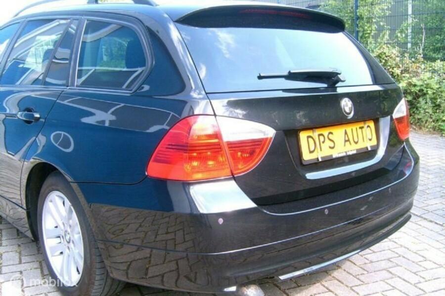 BMW 3-serie Touring - 318d Executive VOL LEER DVD SPELER GRATIS NIEUWE APK BIJ LEVERING