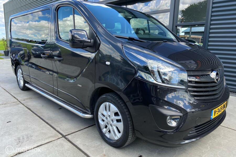 Opel Vivaro bestel 1.6 CDTI L2H1 DC Sport EcoFlex