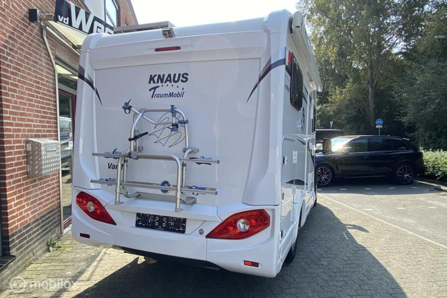Knaus tabbert TI 620 traum mobile 150pk automaat