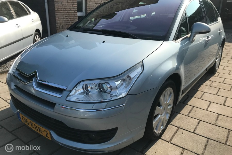 Citroen C4 1.6 HDI Ligne Business 280.DKM ECC  CRUISE PANORAMADAK