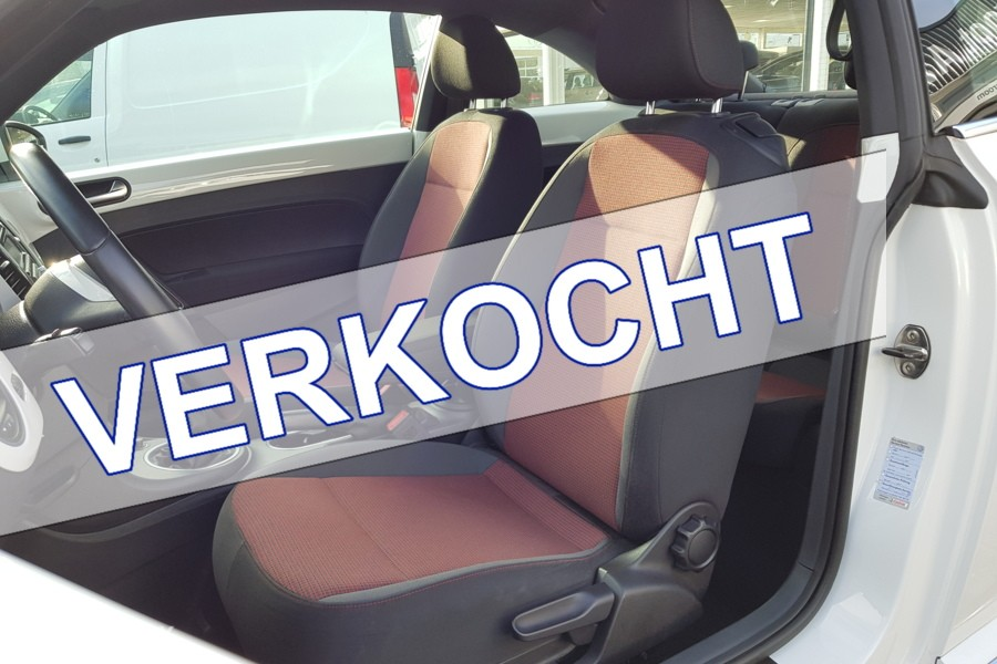Volkswagen Beetle 1.2 TSI (105 PK) DAB+, Airco, Cruise