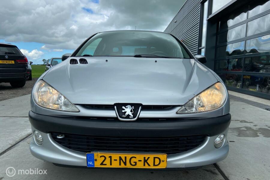 Peugeot 206 1.4 XS Premium