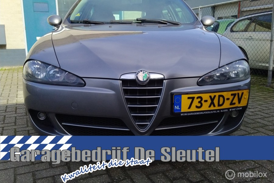 Alfa Romeo 147 1.6 T.Spark Impression