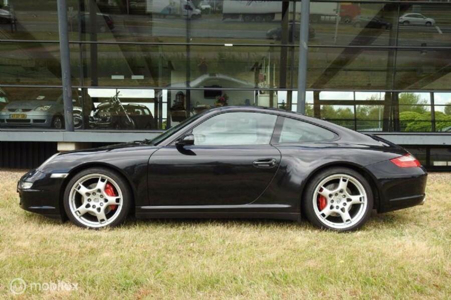 Porsche 911 - 3.8 Carrera 4S Chrono sport pakket