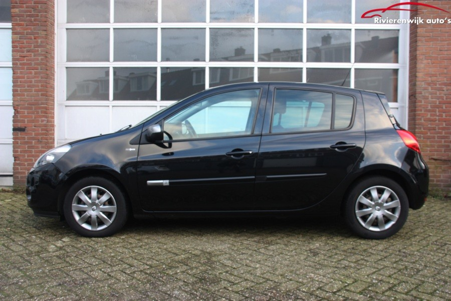 Renault Clio 1.5 dCi Night & Day Navi,Clima NaP, Voll