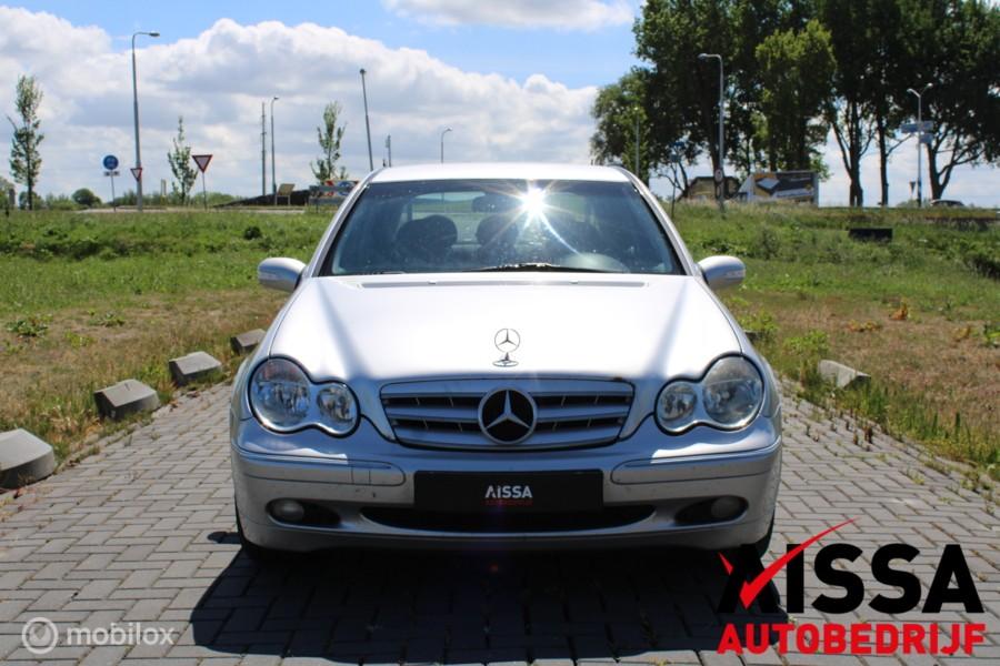 Mercedes C-klasse 220 CDI Elegance APK tot 18-04-2021