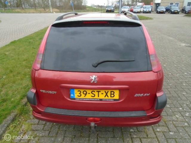 Peugeot 206 SW 1.4 One-line