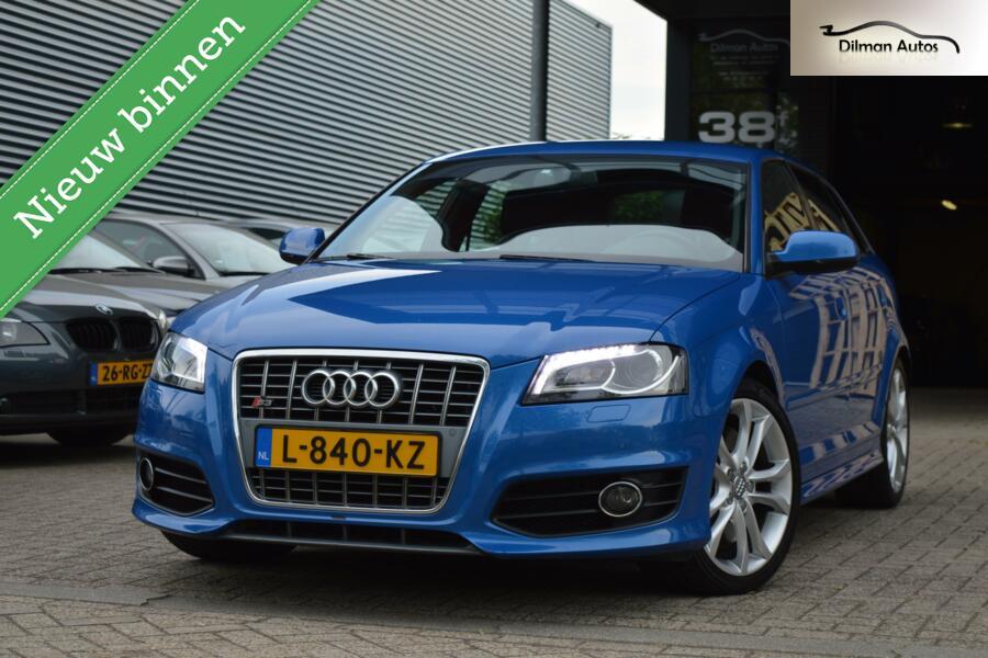 Audi S3 2.0 TFSI S3 quattro Ambition|Leder|Pdc|Navi|NWST!!