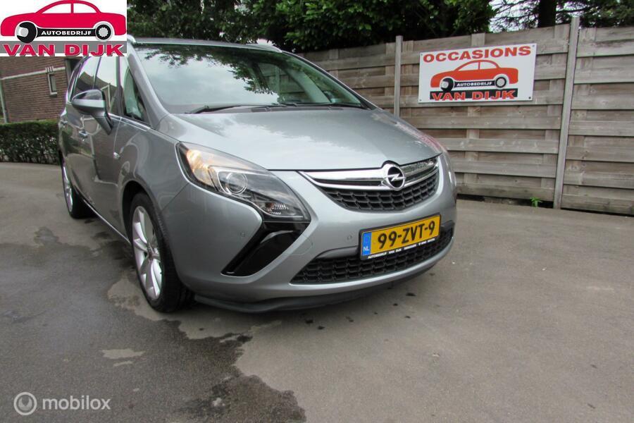 Opel Zafira Tourer 1.4 Design Edition 7p. Rijklaar !!