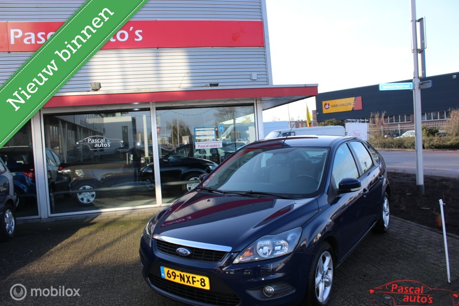 Ford Focus 1.6 dealer oh nw distributie