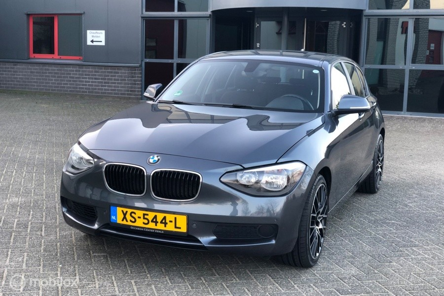 BMW 1-serie 116i Sport Aut8  PDC/Keyless VERKOCHT