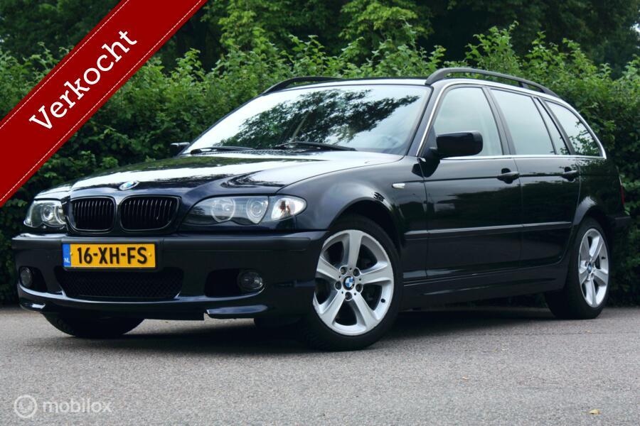 BMW 330d Touring Lifestyle 260pk Android/sportstoel/trekhaak