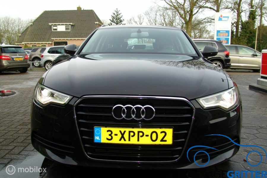 Audi A6 - 2.0 TDI Lease Edition Business Navi/Ecc/Cruise