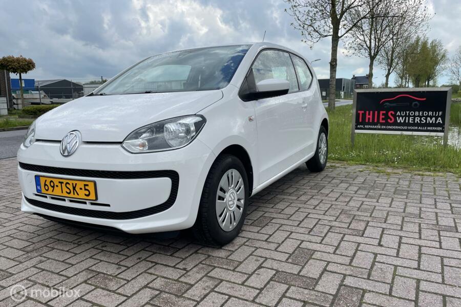 Volkswagen Up! 1.0 move up! Navi Airco